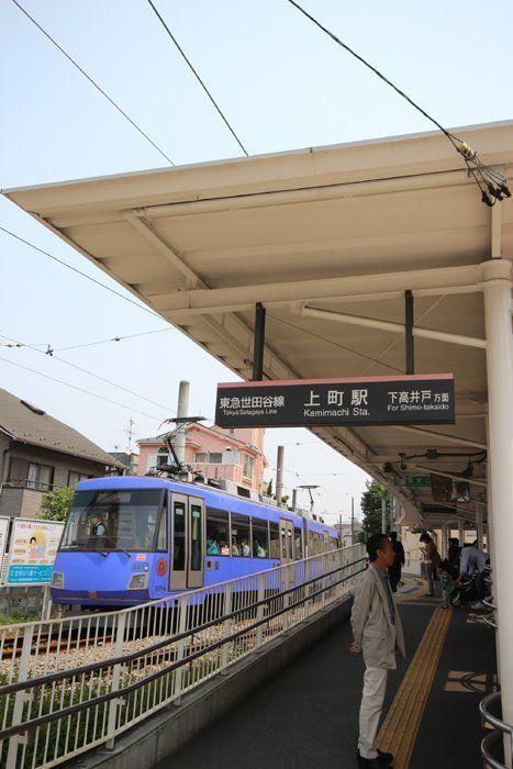 東急世田谷線「上町」駅限定で歯科医院用地を探しております。