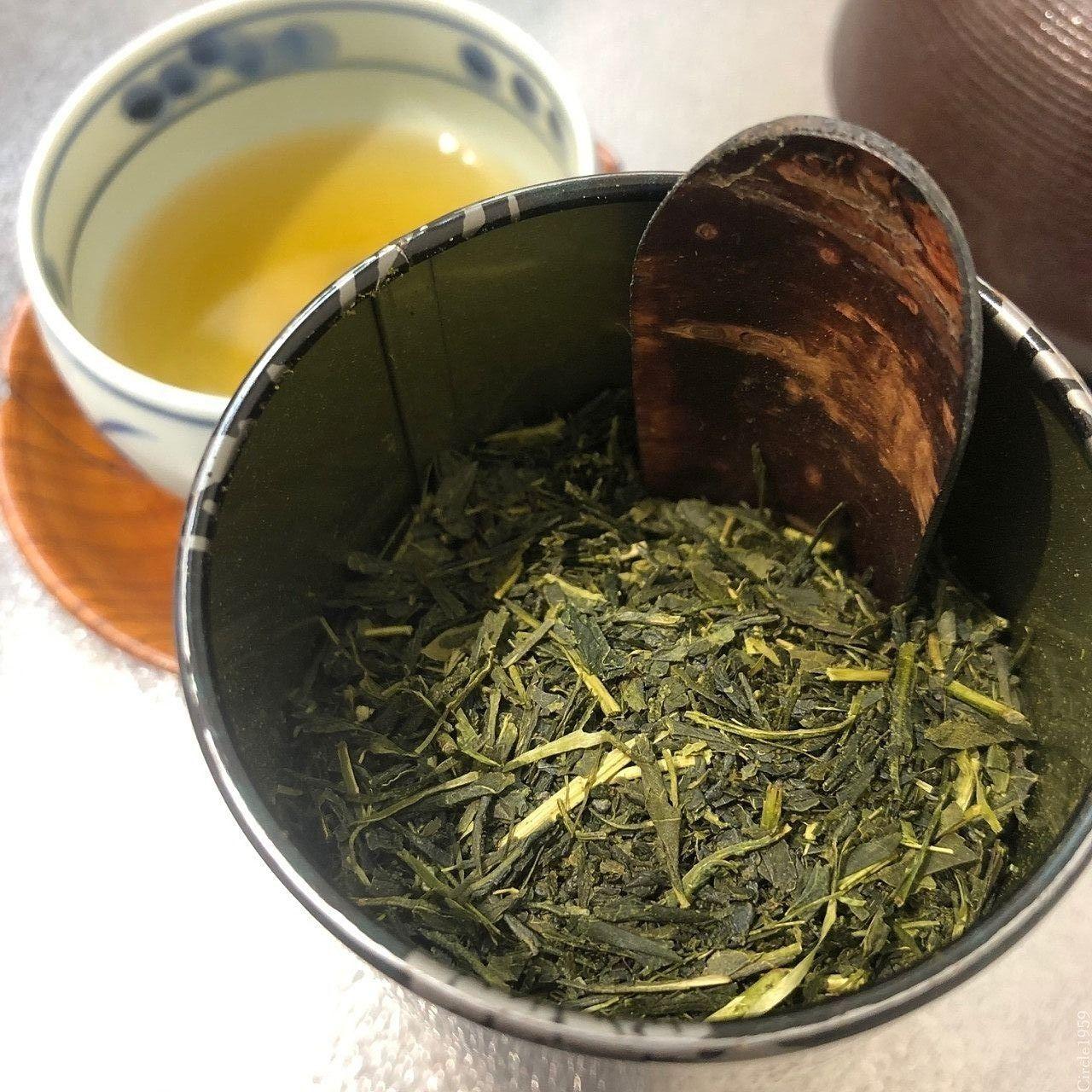 緑茶で健康管理?!