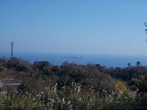 初島・相模湾を望む! 表紙